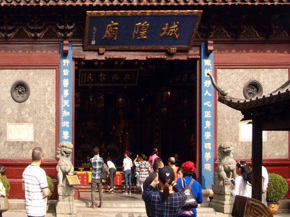 上海の狛犬-1