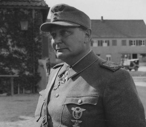 Hermann Göring_Austria_1945