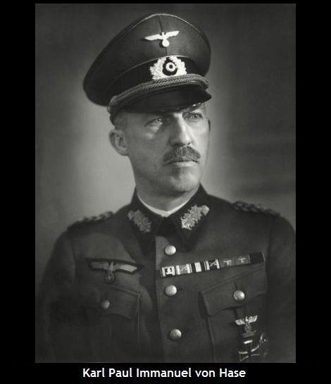 Karl Paul Immanuel von Hase
