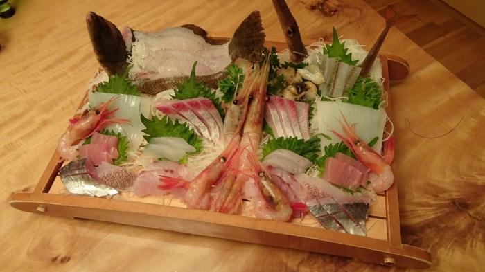 うおたけ食事 (2)