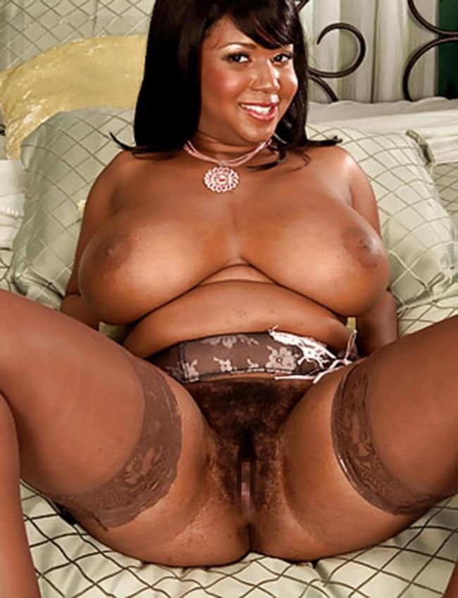 黒人のオマンコ画像 2