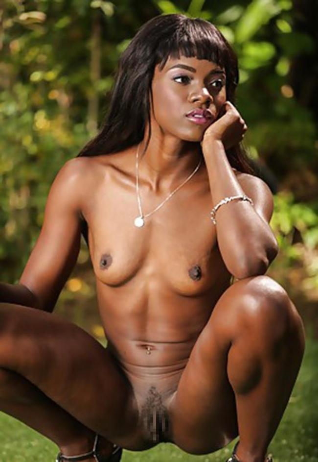 黒人のオマンコ画像 4