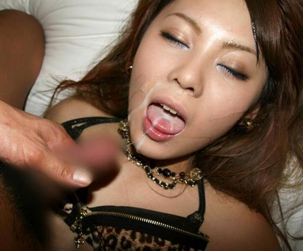 口内射精画像 13