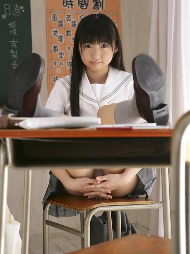 女子高生制服画像 6