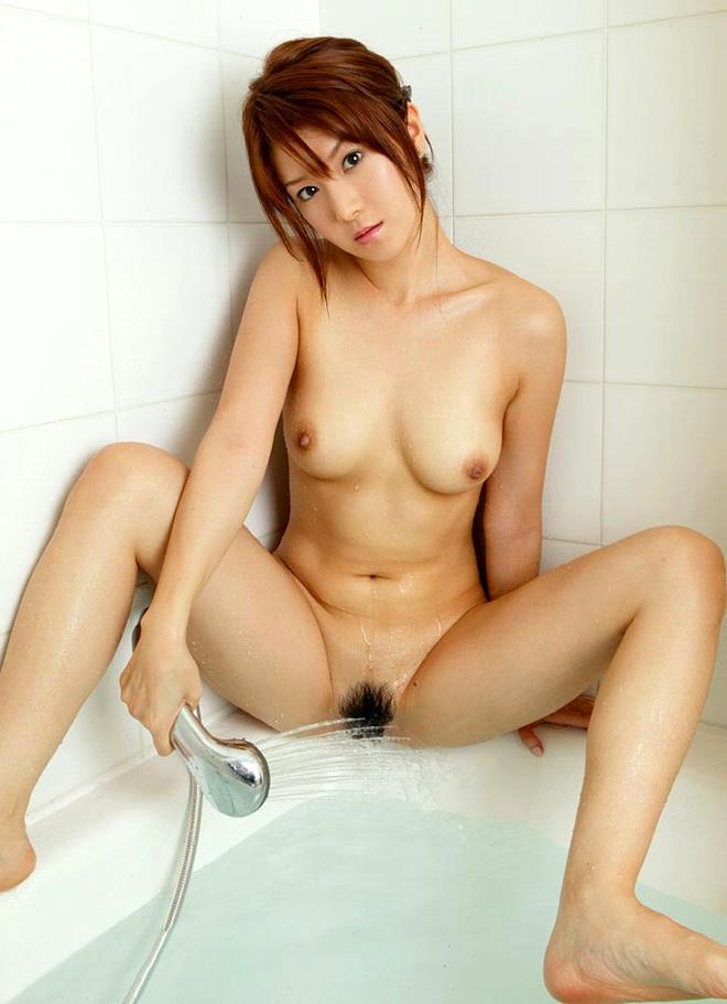 まんこシャワー画像 35