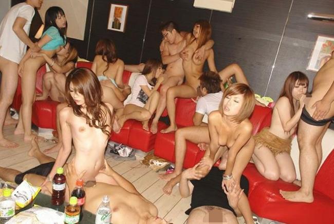 素人の乱交パーティー画像 36