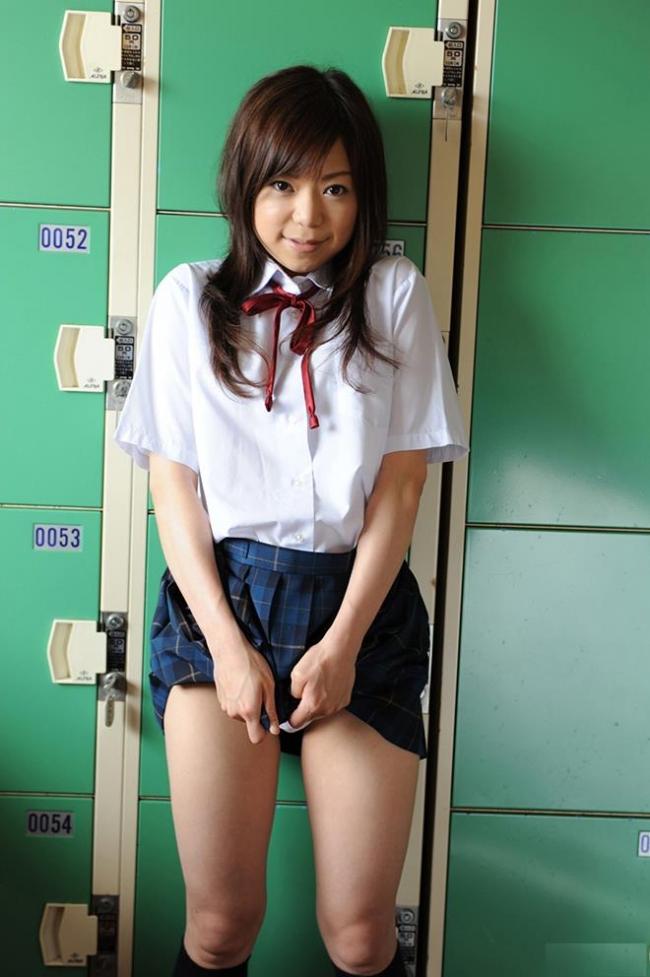 女子高生のスカート画像 8