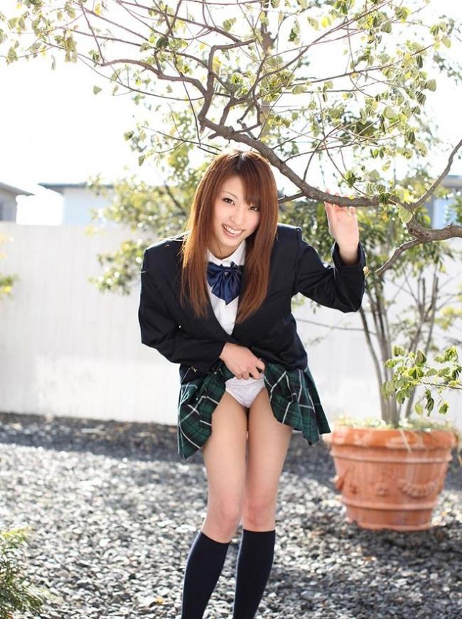 女子高生のスカート画像 34
