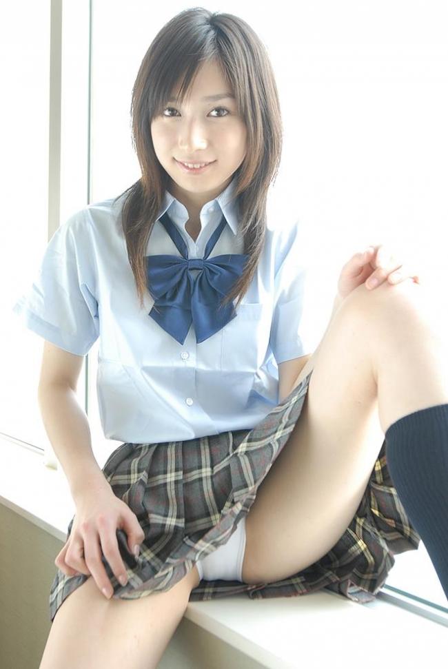 女子高生のスカート画像 35