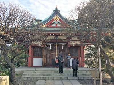 御嶽神社 (2)