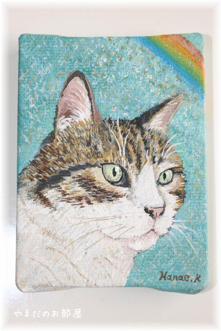 スーちゃんの肖像画①