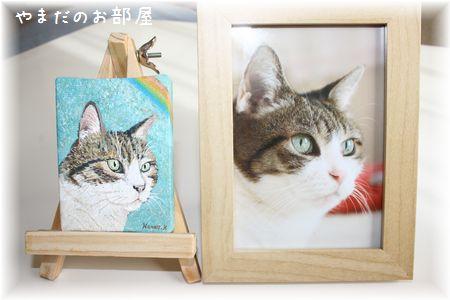 スーちゃんの肖像画②
