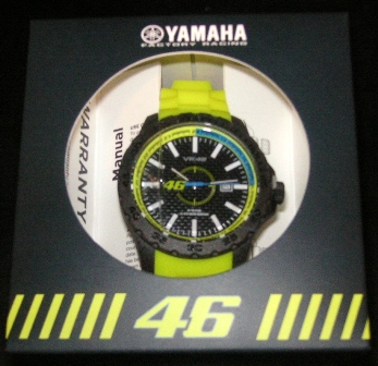 VR46 腕時計