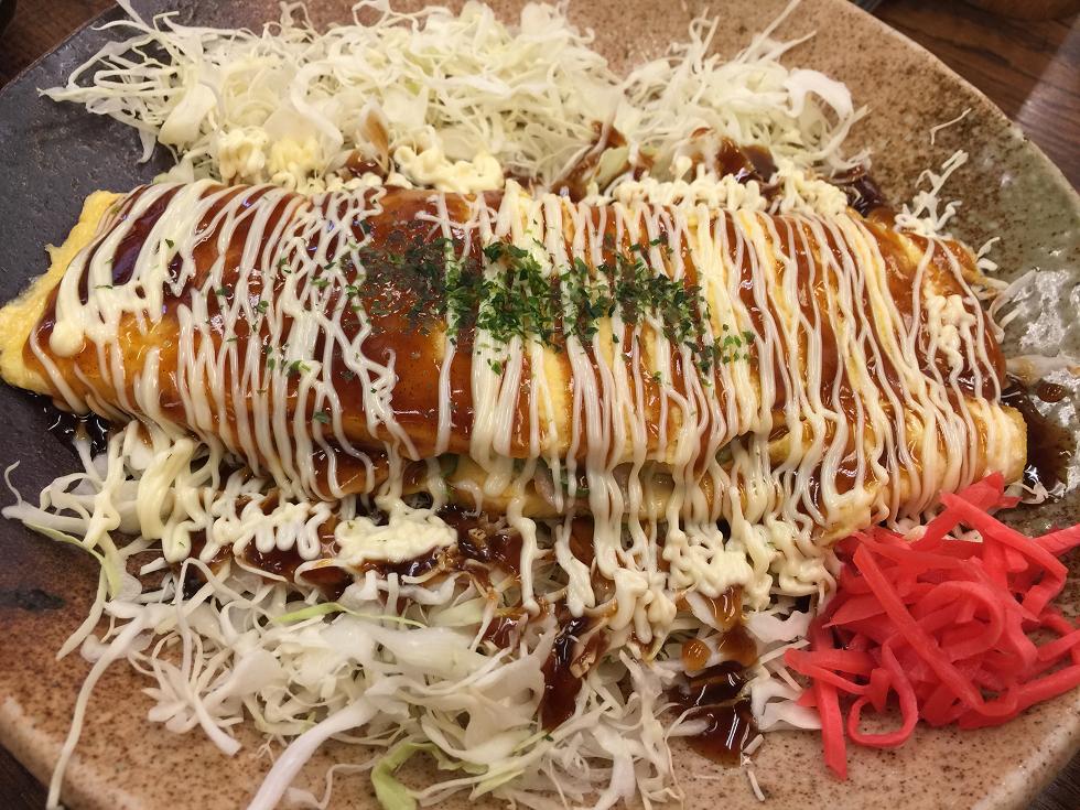 串カツ大西屋ジャンジャン横丁店とんぺい焼き
