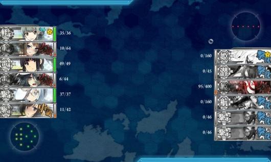 2015秋イベE-4ごり押し