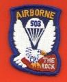 503・歩兵連隊インシグニア