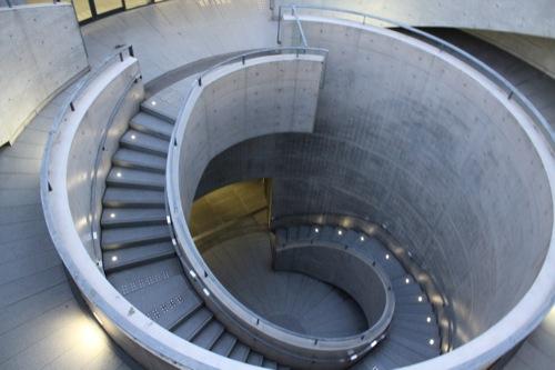 0003:兵庫県立美術館 円形テラス