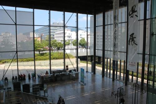 0014:長崎県美術館 内観①