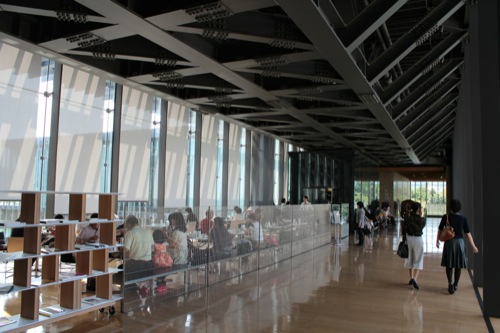 0014:長崎県美術館 内観②