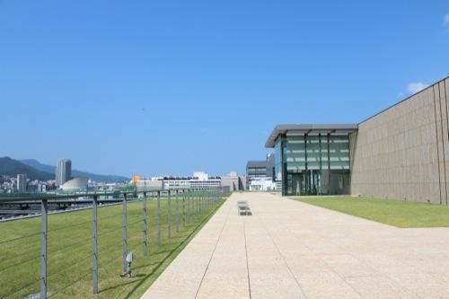 0014:長崎県美術館 屋上庭園①