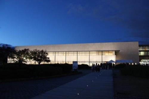 0017:京都国立博物館 夜の外観