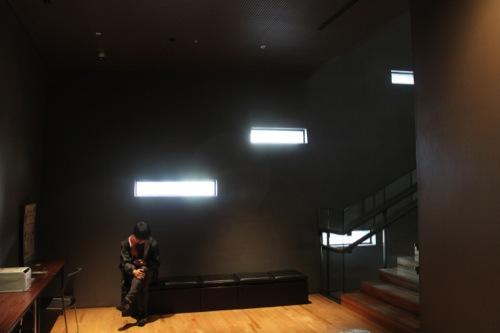 0018:龍谷ミュージアム エレベーターホール