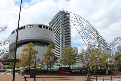 0020:国立国際美術館 外観①