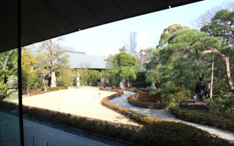 0022:根津美術館 南側庭園