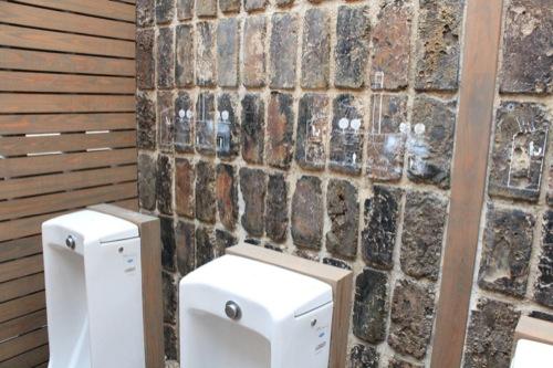 0023:犬島製錬所美術館 トイレ