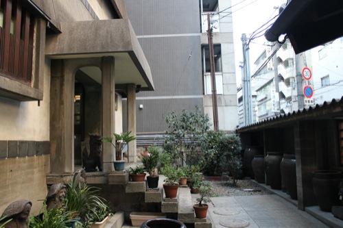 0028:日本工芸館 エントランス