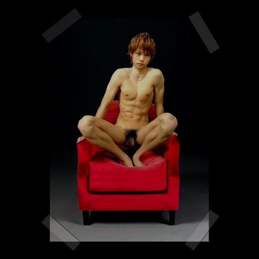 裸の男の子