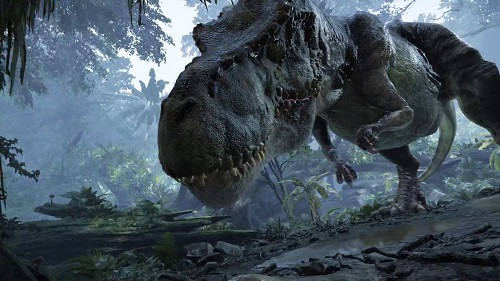 Steam】恐竜VRデモ「Back to Dinosaur Island」が無料で配信 最小動作 ...