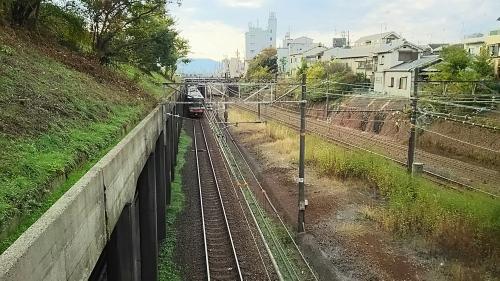 東山の人道跨線橋3