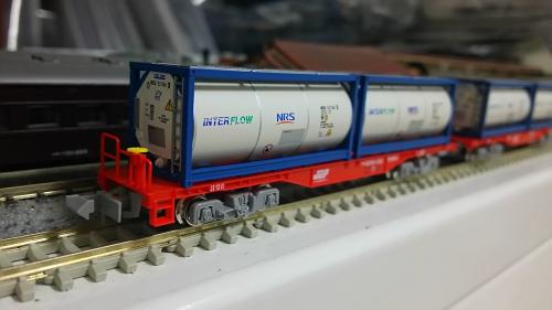 コキ200 ISOコンテナ7