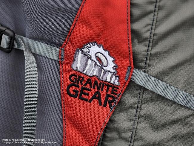 GRANITE GEAR VIRGA 2(グラナイトギア ヴァーガ2)