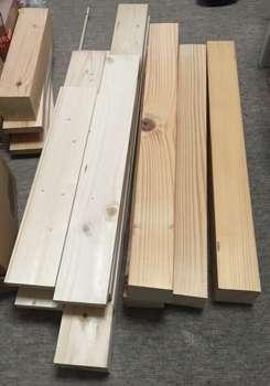 今回購入した木材