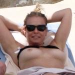 アメリカ女優 Chelsea Handler(チェルシー・ハンドラー) パパラッチされたトップレス画像