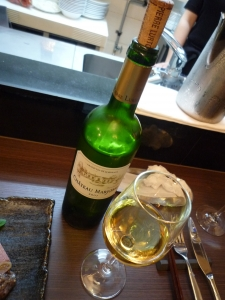 ボルドーワイン、白