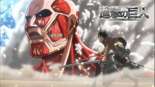 shingeki 進撃の巨人