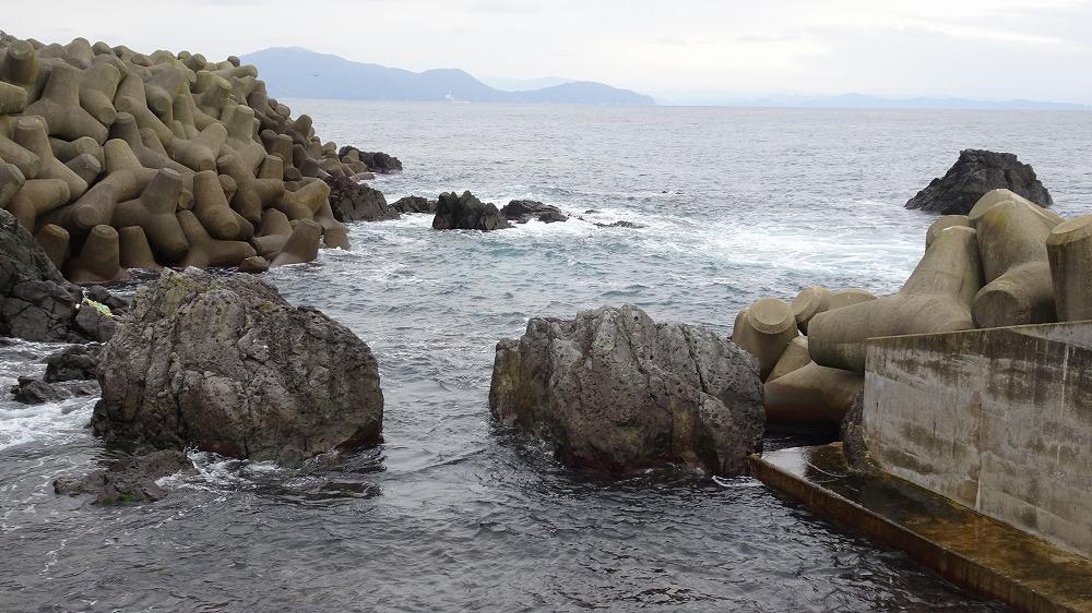 日本海と太平洋とチビット観光 (2015年11月)